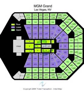 grand arena floor plan mgm grand garden arena tickets in las vegas nevada