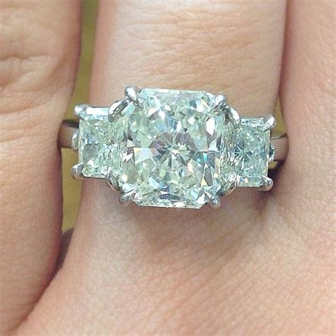 3 Wedding Ring by 25 Best Ideas About 3 Carat Engagement Ring On