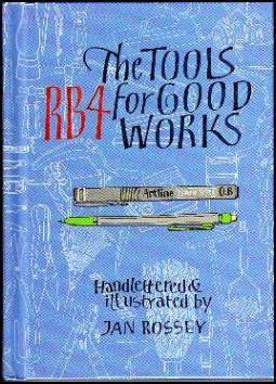 caldey island books rb4 the tools for works caldey products 2