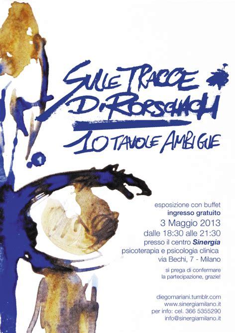 10 tavole di rorschach 03 05 2013 sulle tracce di rorschach 10 tavole ambigue