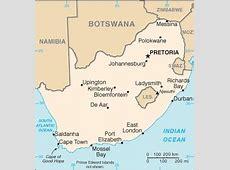 Johannesburg Map and Johannesburg Satellite Image Mabopane South Africa