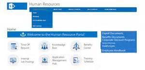 human resources portal