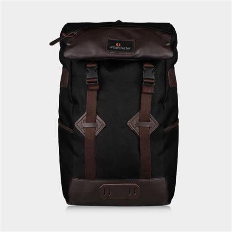 Tas Travel Travel Backpack tas backpack travel skyscrapper black moi