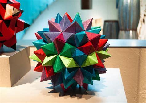 Origami Exhibit - origami exhibition at bellevue arts museum make