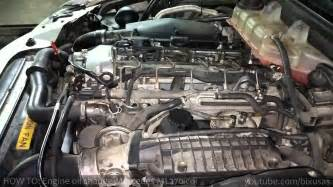 how to engine change mercedes ml270 cdi