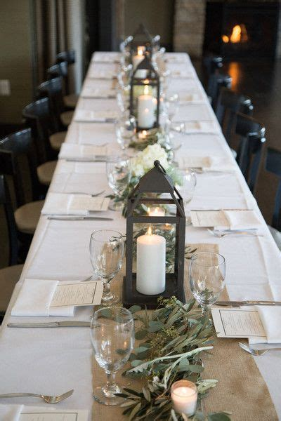 wedding reception table runners 25 best ideas about burlap table settings on