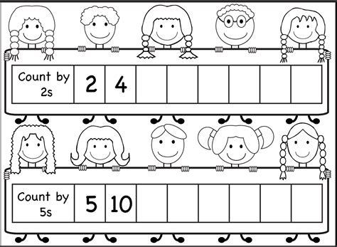 skip count by 5 worksheet 2016 kiddo shelter