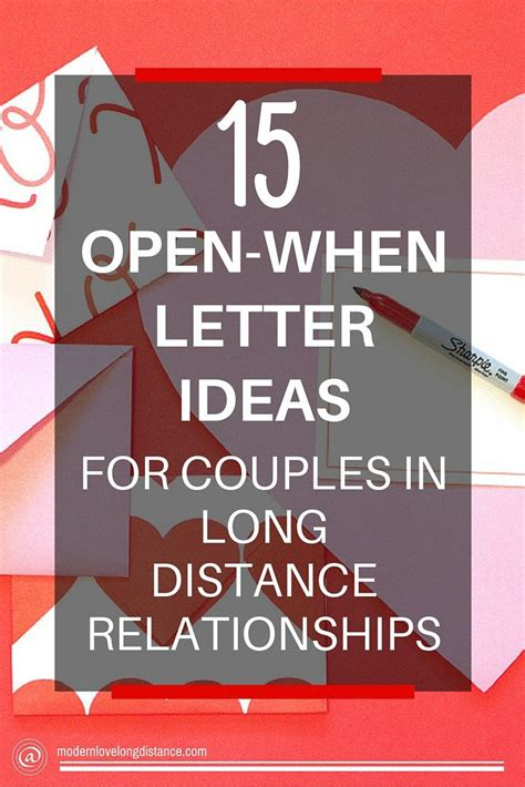 the 25 best distance letters ideas on
