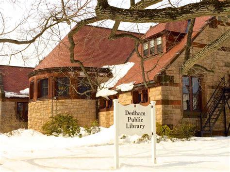 Dedham Community House by Norfolk House Residences Historic Dedham Center Oxbow