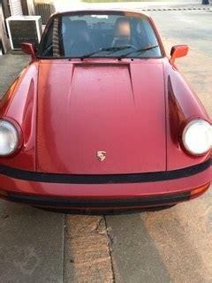 1987 porsche 911 carrera / photos, specs, more | auto