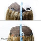 hair extensions for thin hair in salt and pepper this is a front clip in extension that has no track