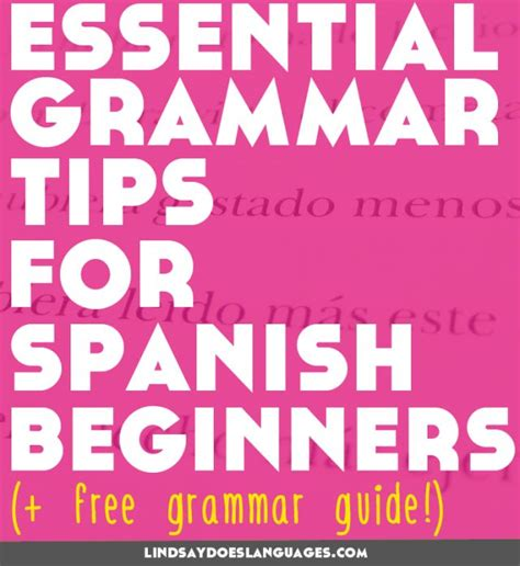 spanish tutor grammar and 175 best images about spanish grammar on present perfect spanish and spanish lessons
