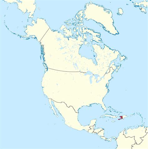 america map haiti file haiti in america mini map rivers svg