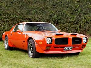 Pontiac Firebird By Year 70 Pontiac Firebird Trans Am Hd Desktop Wallpaper