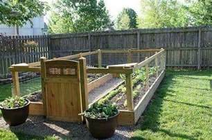 Dog Friendly Backyard Landscaping Build A Raised Amp Enclosed Garden Bed Diy Projects For