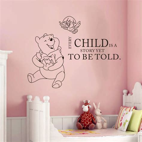 winnie the pooh quotes wall stickers popular pooh winnie quotes buy cheap pooh winnie quotes