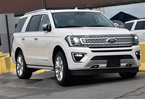 New Expedition 2018 ford expedition at 20 mpg beats the suburban the torque report