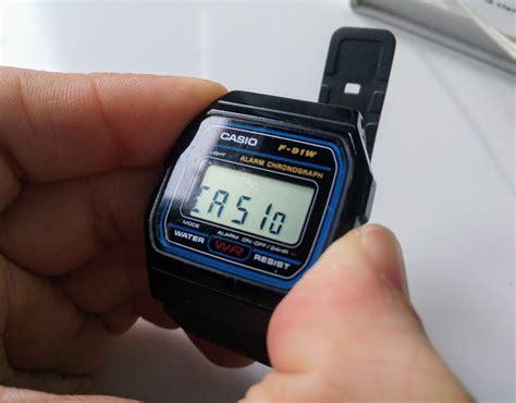 Casio Original por qu 233 est 225 de moda el reloj casio tras 30 a 241 os en el mercado