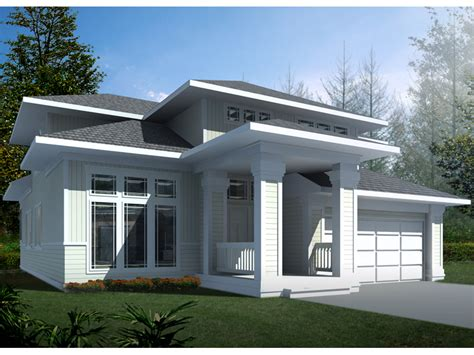 Houseplans And More by Evansway Modern Home Plan 015d 0184 House Plans And More