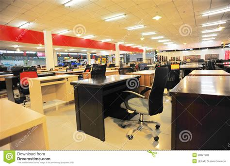 Office Shop Office Furniture Shop Royalty Free Stock Photo Image