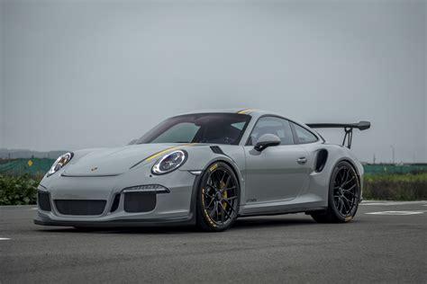 Porsche 911 Gt3 Rs Grey by Vorsteiner 991 Gt3 Rs Fashion Grey Vcs 001 V Rs