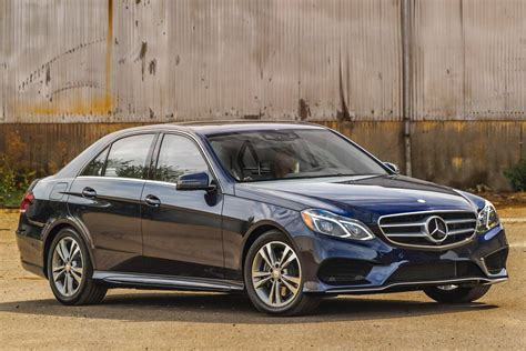 review mercedes e class 2015 allgermancars net