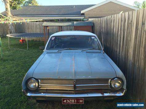 hd holden station wagon 1965 for sale in australia