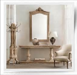 Restoration Hardware Console Table Restoration Hardware Oak Console Entryway Furniture Rooms Entryway Furniture