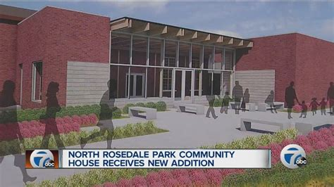 north rosedale park community house groundbreaking for north rosedale park community house addition youtube