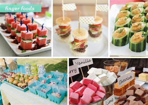 backyard party menu ideas backyard gone glam 3 summer party food ideas outdoor