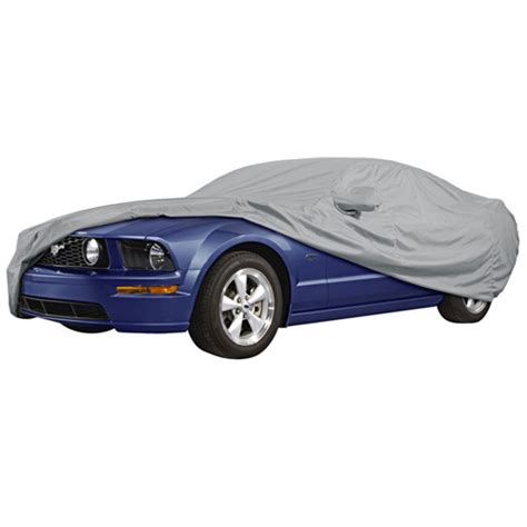 Tapis D Auto Mustang by Covercraft Housse D Auto Gris Mustang 2005 2009 Cc16728gk
