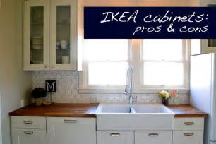 ikea kitchen cabinet shelves a home in the making renovate pros and cons of ikea
