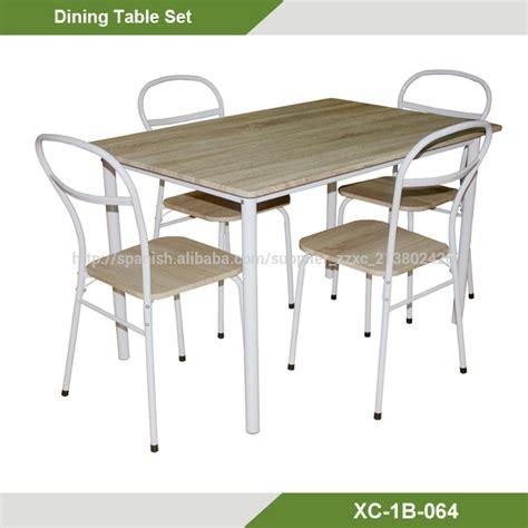 conjunto comedor barato conjunto mesa 4 sillas barato oferta mesa cocina sila