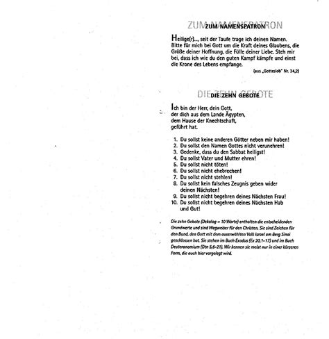 Wedding Blessing German by Basic Prayers In German The Catholic Church Of Bc