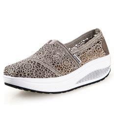 Size 38 39 Sepatu Slip On Nevada jual sepatu sneakers casual murah terlaris lazada id