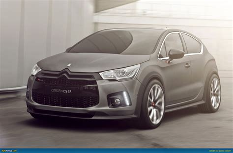 Citroen Ds4 by Ausmotive 187 Citro 235 N Ds4 Racing Concept Revealed