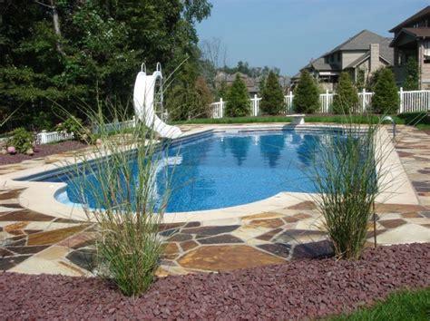 Backyard Pools La Times Design Ideas Tropical Poolscapes