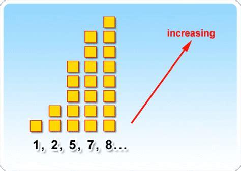 increasing pattern video increasing pattern