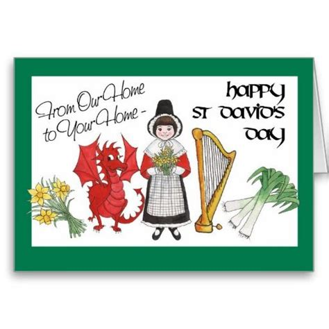 81 St Vinny White Flowy 17 best images about st david s day greeting cards and