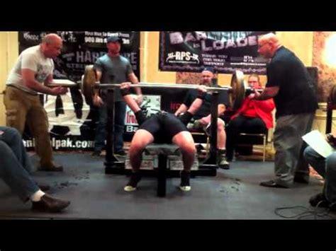 david boston bench press 400lb bench press world record david saunders 165lb teen