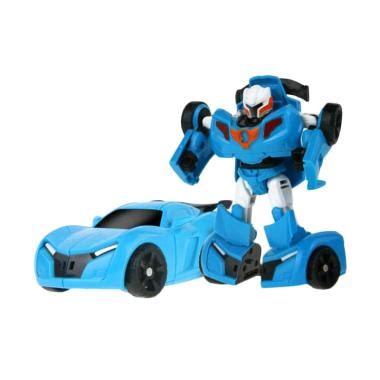 Baru Mainan Anak Baru Mainan Anak Robot Warrior jual mini y tobot transformer robot mobil mainan anak harga kualitas terjamin