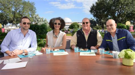 The Chew Giveaways - attend a live broadcast of the chew at epcot s international food wine festival
