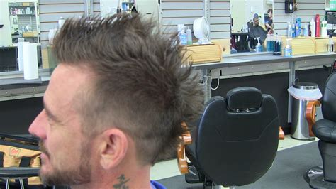 stylish mohawk haircut for boys 2013 hawk swag for noah pinter mens hairstyle haircut videos faded mohawk frohawk