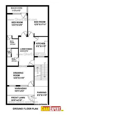 house plan for 42 feet by 75 feet plot plot size 350 house plan for 24 feet by 56 feet plot plot size 149