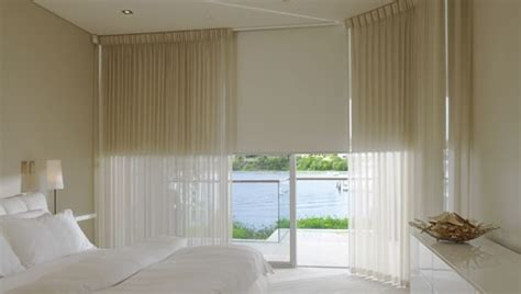sheer curtains with roller blinds 21 best images about blinds on pinterest different types