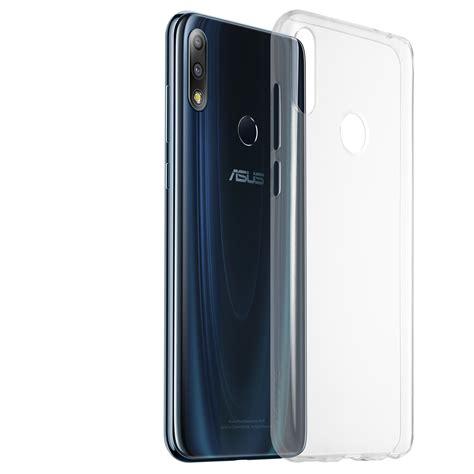 zenfone max pro  clear soft bumper zbkl phone