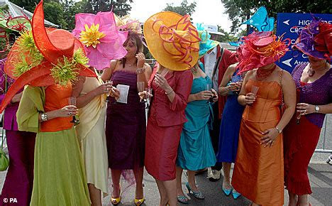 Last Day At Royal Ascot Resembles A Muddy Day At Glastonbury by Hold On To Your Hat Camilla Royal Ascot Takes