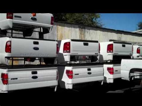 pick up truck beds used and take off youtube