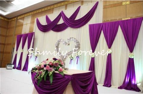 popular  setsmall  big whitepurple backdrops