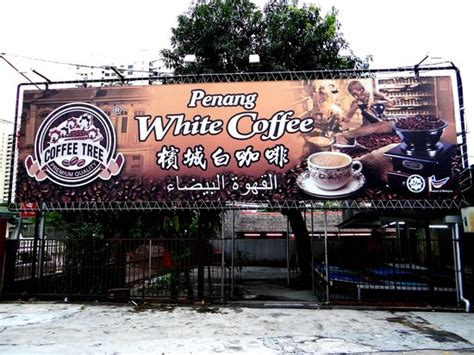 Coffee Tree Penang White Coffee No Sugar Added 450g this is the penang white coffee 15 sachets per pack picture of coffee tree george town